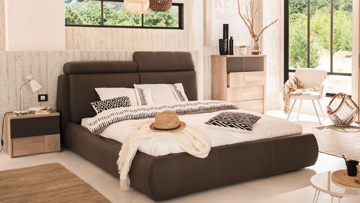 Camas de matrimonio de conforama 2016 revista muebles for Mueble cama plegable conforama