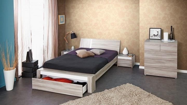 Conforama camas de matrimonio foto1