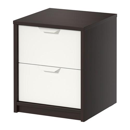 Ikea mesilla de noche8 revista muebles mobiliario de for Mesillas de forja ikea