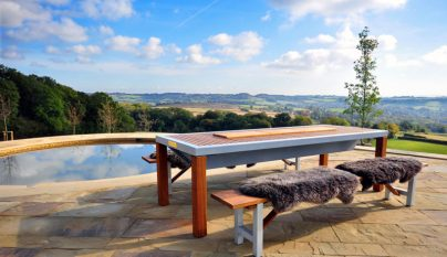 Modern Outdoor Barbecue Table2