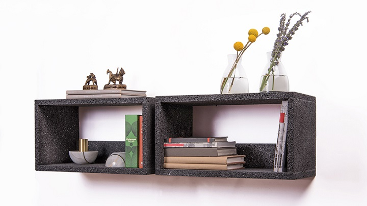 Lava Shelves foto