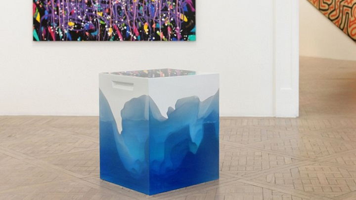 Mesa Iceberg