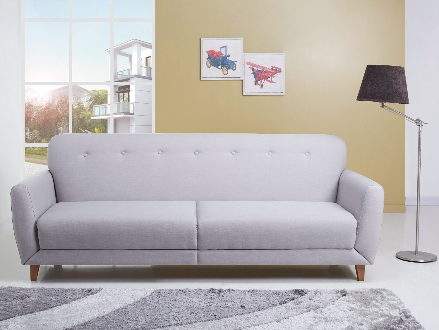 revista muebles mobiliario de dise o On sofa cama 2016