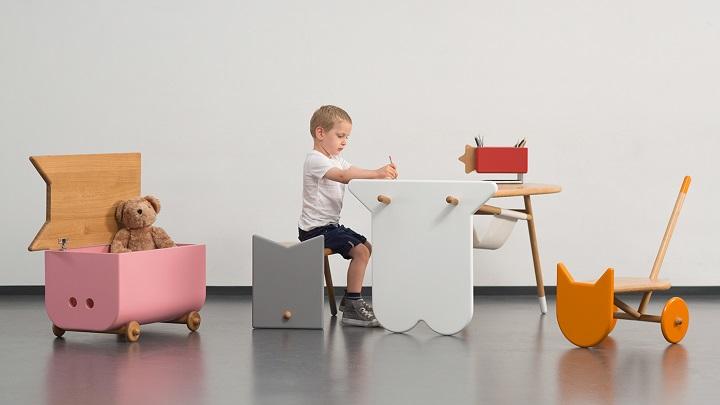 Muebles Infantiles Con Forma De Animales Que Tambi N Mobiliario Infantil  Europolis