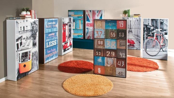 Zapateros de conforama 2016 revista muebles mobiliario for Zapateros de conforama