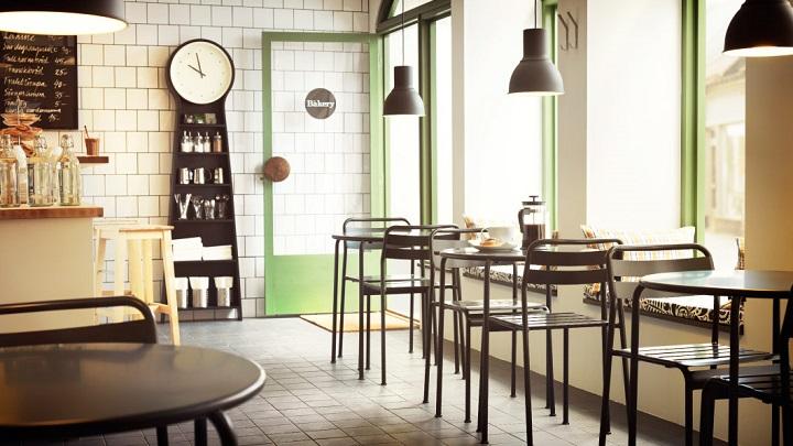 Revista muebles mobiliario de dise o for Muebles para restaurantes y cafeterias