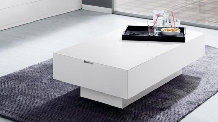 Mesas de centro de Kibuc – Revista Muebles – Mobiliario de diseño