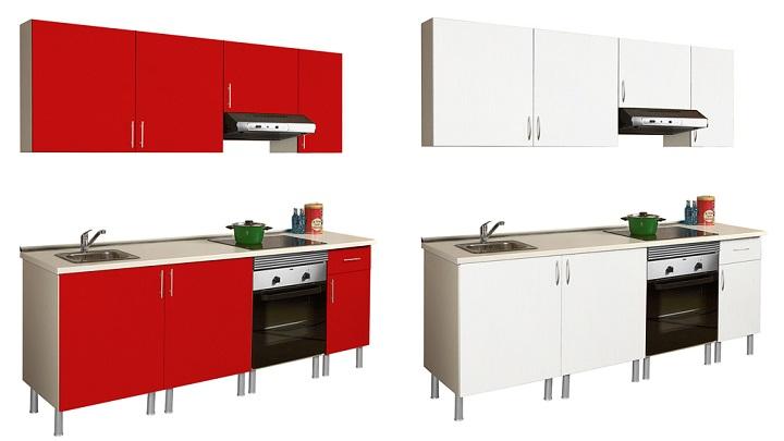Revista muebles mobiliario de dise o for Muebles de cocina leroy merlin