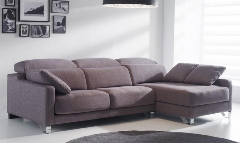 Chaise longue muebles rey16 revista muebles mobiliario - Muebles rey sofas ...