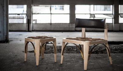 Réplicas de sillas famosas – Revista Muebles – Mobiliario de diseño