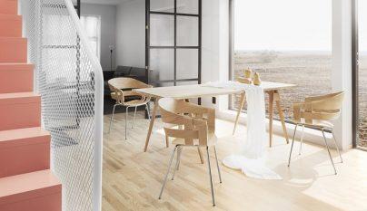 r plicas de sillas famosas revista muebles mobiliario de dise o. Black Bedroom Furniture Sets. Home Design Ideas