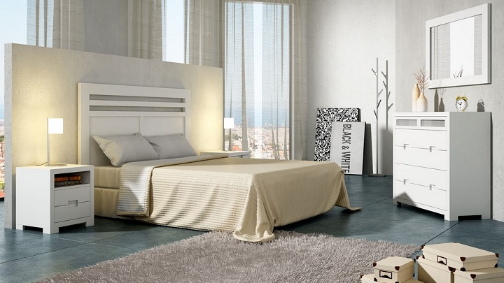 Revista muebles mobiliario de dise o for Dormitorio estilo nordico ikea