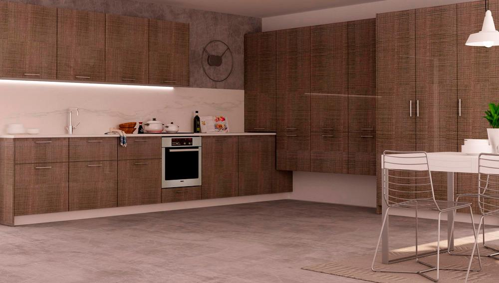 Helios revista muebles mobiliario de dise o for Cocinas rusticas leroy merlin