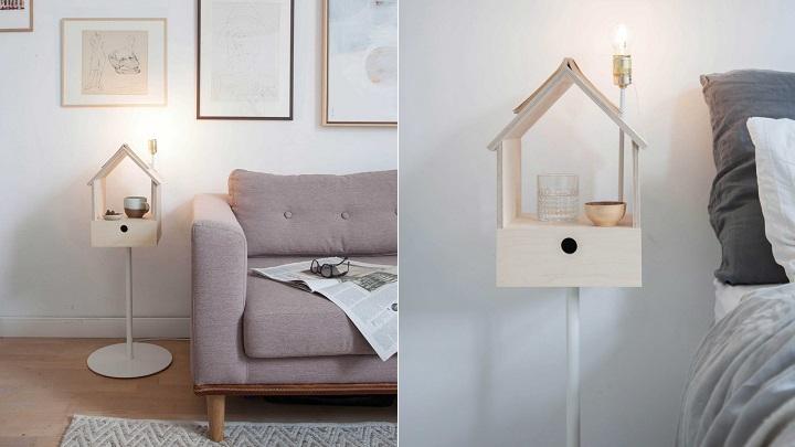 Birdhouse-foto