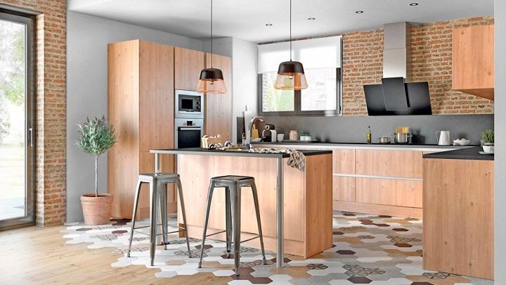 Muebles de cocina leroy merlin 2017 revista muebles for Cocinas para jardin