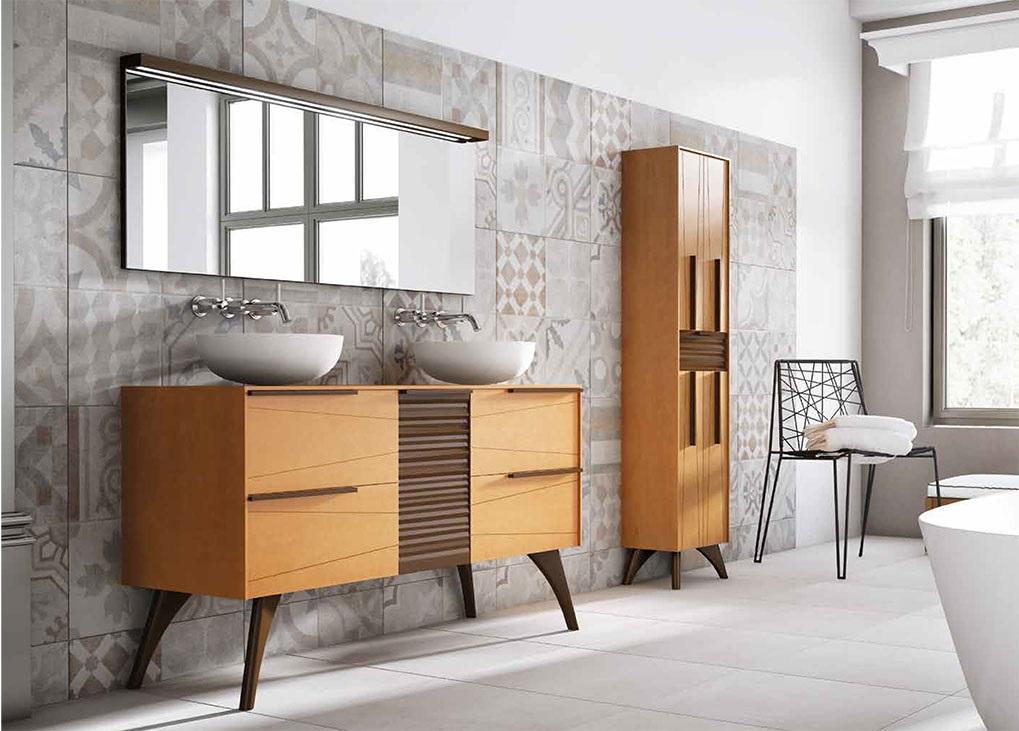 Revista muebles mobiliario de dise o - Muebles bano de diseno ...