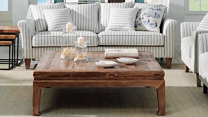 Revista muebles mobiliario de dise o - Muebles salon el corte ingles ...
