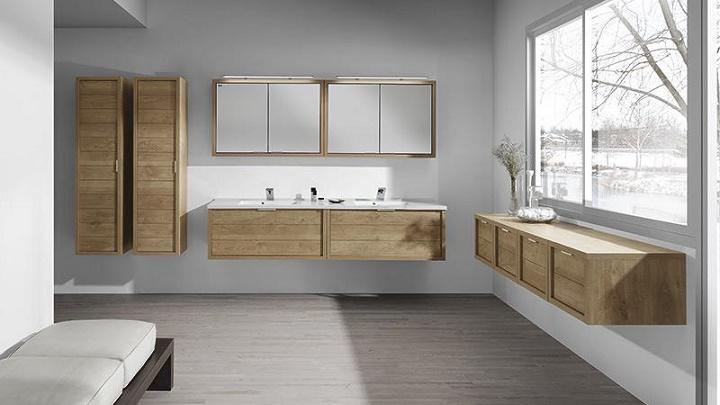 Dise o calidad y buen precio en todo muebles de ba o revista muebles mobiliario de dise o - Precios muebles de bano ...