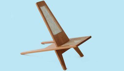 Revista muebles mobiliario de dise o for Silla que se convierte en mesa