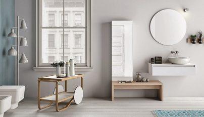 Revista muebles mobiliario de dise o for Banos tendencias 2017