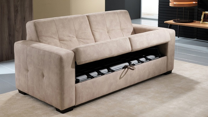 Camas revista muebles mobiliario de dise o - Muebles casas pequenas ...