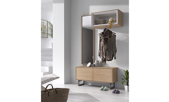 Revista muebles mobiliario de dise o - Recibidores kibuc ...