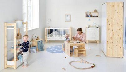muebles infantiles adaptables de diseo nrdico