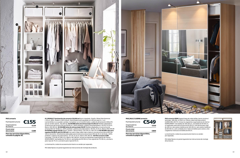 Revista muebles mobiliario de dise o - Armario escritorio ikea ...