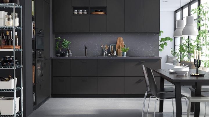 Revista muebles mobiliario de dise o for Cocinas de ikea precios