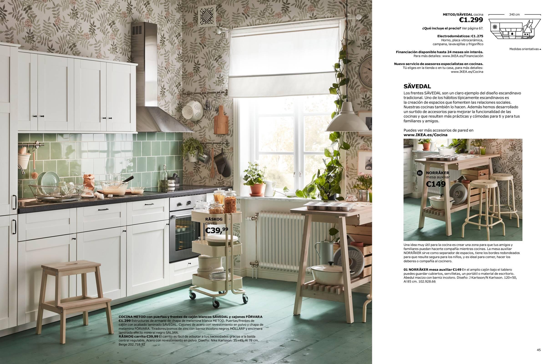 Cocinas en ikea muebles de cocina ikea catalogo hermosa - Ikea malaga catalogo 2017 ...