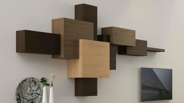 mueble-de-pared-geometrico